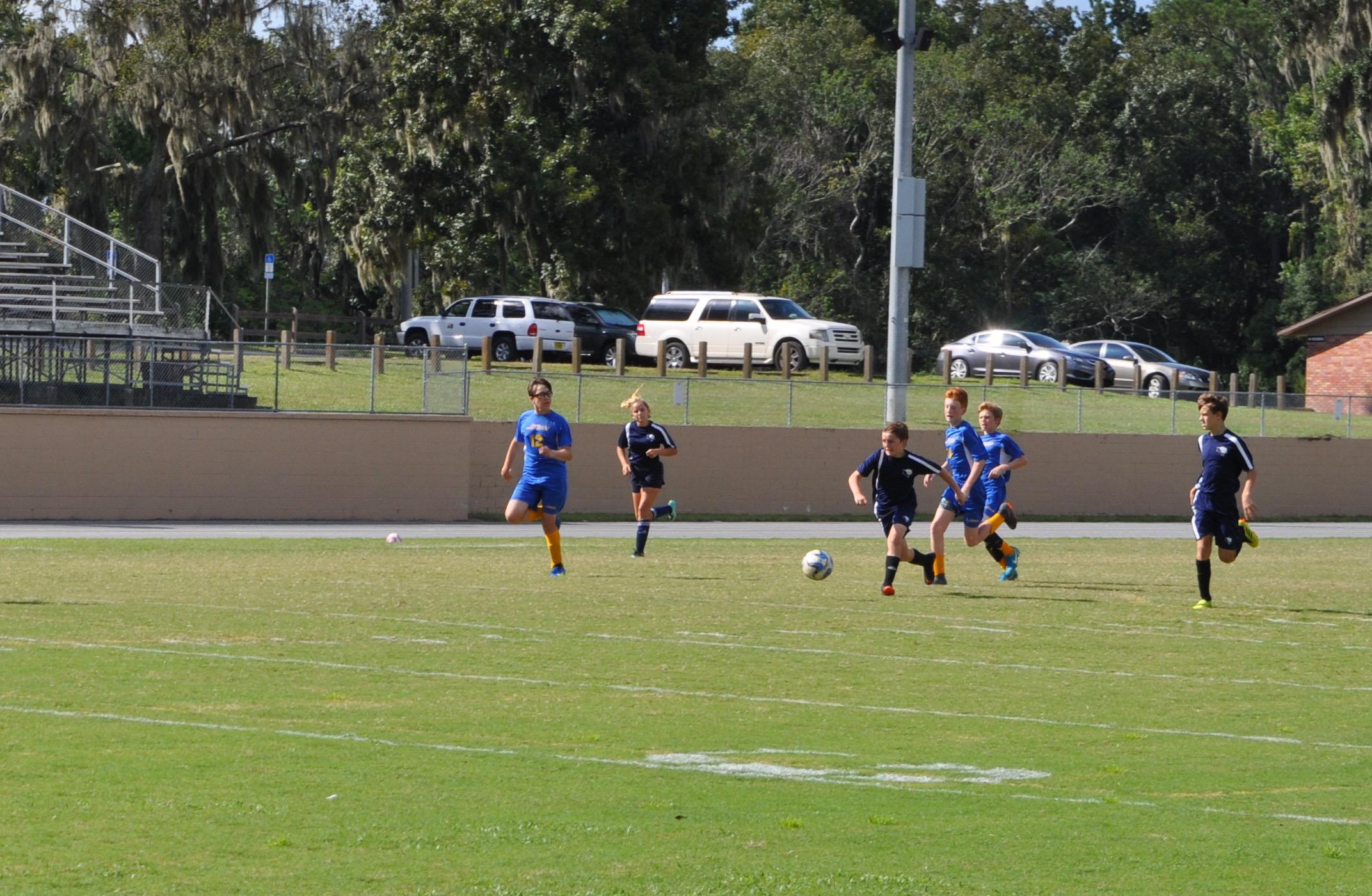 Cougar Athletics - The Cornerstone School